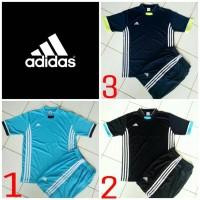 Kaos Setelan Adidas / Sepak Bola & Futsal / Jersey Futsal/ Kostum Bola