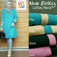 NEW BOLBY BLOUSE