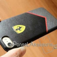 iPhone 7 Ferrari Emboss Soft Case silicon cover