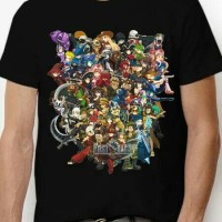 T-shirt The lost saga game