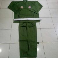baju/pakaian/seragam persinas asad anak-anak