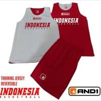 Jual JERSEY STELAN BASKET BB INDONESIA AND1 Murah