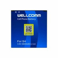 Baterai Hp Samsung Galaxy S4 Double IC Wellcomm