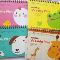 Animal Weekly Plan Korea