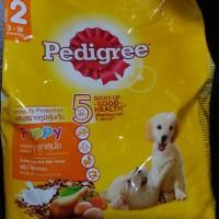 Makanan Kering Anak Anjing Pedigree 1,5kg/Dry Food for Puppy 3-18Month