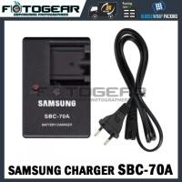 Charger Samsung SBC-70A for BP70A (E365/E370/EX65/EX70/PL80/SL50/ES65)