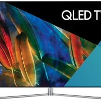 TV Samsung 55 Inch Type QA55Q7F Ultra HD 4K Smart QLED TV 55Q7F Q7F