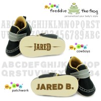 Freddie the Frog | My Own (Personalized Shoes)
