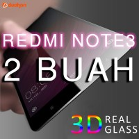 DAPAT 2! Tempered Glass XIAOMI REDMI NOTE 3 Full Cover Red Mi Note 3