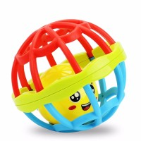 Jual mainan Bayi Rattle Bola Murah Bahan Karet Made In China/ Rattle Ball Murah
