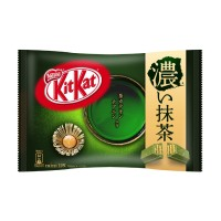 Jual Double Matcha Kitkat Koi Matcha Green Tea 11 pcs Kit Kat Murah