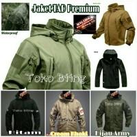 Jual jaket TAD/Jaket Militer/Jaket RI Jokowi/Jaket Army/Jaket Hoodie Murah