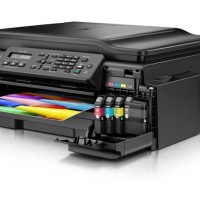 Printer Multi function Brother J200 (P,S,C,ADF&WF)