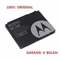 Battery Batre Baterai Motorola BC50 Aura & C168 & C257 & C261 Origina
