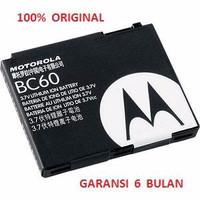 Battery Batre Baterai Motorola BC60 L2&L7 SLVR&L7C&V3X&Z3 RIZR&I890 M