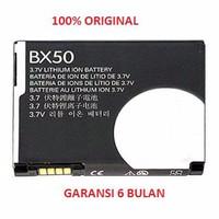Battery Batre Baterai Motorola BX50 V9 Razr2 & V9x & XT806 Original