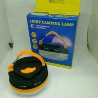 LIGHT CAMPING LAMP 3 LED SMD + MAGNET LAMPU TENDA PORTABLE OUTDOOR