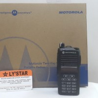 HT Motorola CP 1660 VHF (136-174 Mhz)