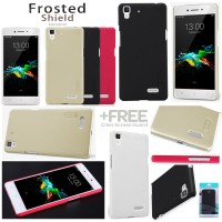 Oppo R7 Lite R7 - Nillkin Hard Case Casing Back Cover Sarung Hp Simple