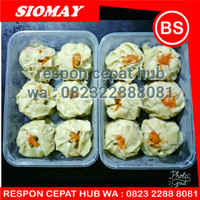 siomay dimsum isi ayam dan udang porsi jumbo lezat dan halal