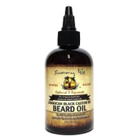 Jamaican Black Castor Oil - JBCO Beard OIL 4OZ