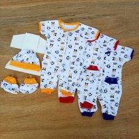 Jual Romper Bayi Baby Karakter Baju Kaos Bayi Murah