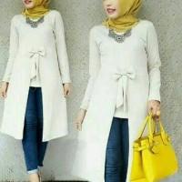 Jual baju muslim atasan tunik blouse bagus murah fun6 Murah