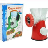 Alat Mesin Giling Daging meat grinder Penggiling blender manual PTR58
