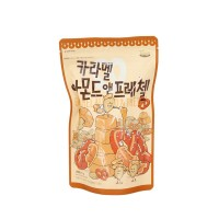 Caramel Almond and Pretzel Korea (210gr) - Tom's Farm