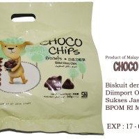 Lee Biscuits - Biskut Choco Chips