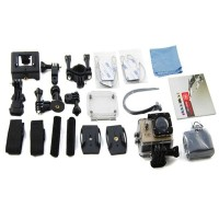 Jual Onix XCOM Action Camera X2 4K Ultra HD WIFI 2,0