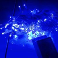 Lampu led natal/tumblr/dekorasi BIRU