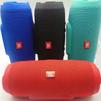 Speaker Bluetooth JBL Charge 3 Waterproof Portable Outdoor Subwoofer
