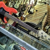 Squier Affinity Precision Bass PJ Olympic White, Bass Elektrik