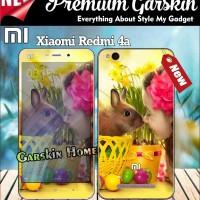 Premium Garskin Xiaomi Redmi 4a custom & macam tipe hp lainnya