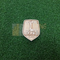 FIFA CLUB WORLD CUP CHAMPIONS BADGE 2016 (REAL MADRID)