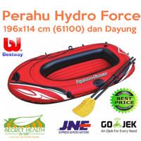 Bestway Perahu Karet Hydro Force (61100) Plus Dayung