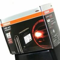 LAMPU HID MOBIL OSRAM XENARC H11 6000K (Osram Genuine)