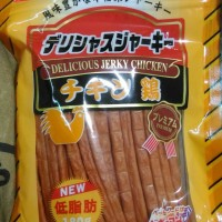 Snack Anjing Doggyman/snack For Dog Delicious Chicken Jerky 180gram
