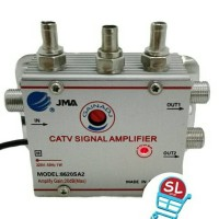Boster antena tv / Penguat sinyal tv / Signal Amplifier