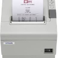 Thermal Printer Epson TMT 88iv Network / TM-T88 IV LAN Termal second