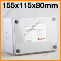 Junction Box 155x115x80 Legrand 656802 Outdoor Duradus IP55
