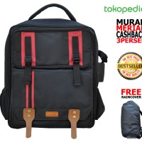 TAS DRONE BACKPACK DJI PHANTOM ,SYMA, XIRO, MULTIFUNGSI, FREE RAINCOAT