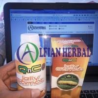 Obat Herbal Sakit Gigi Ibu Menyusui QNC Jelly Gamat Asli Teripang Emas