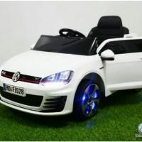 Harga mobil mainan aki remot junior fj528 vw golf | Pembandingharga.com