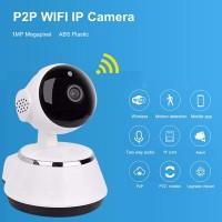 IP Camera Wireless CCTV PTZ P2P V380 support Micro SD