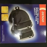Klakson Keong Mobil Denso Power Tone Waterproof + Bonus Kabel Relay