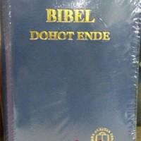 Buku Bibel dohot Ende