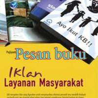 Buku Iklan Layanan Masyarakat oleh Pujiyanto