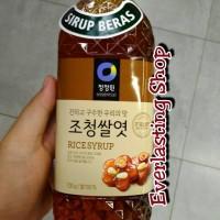 Daesang Essential Rice Malt Syrup ( Sirup Beras ) Korean Ingredients
